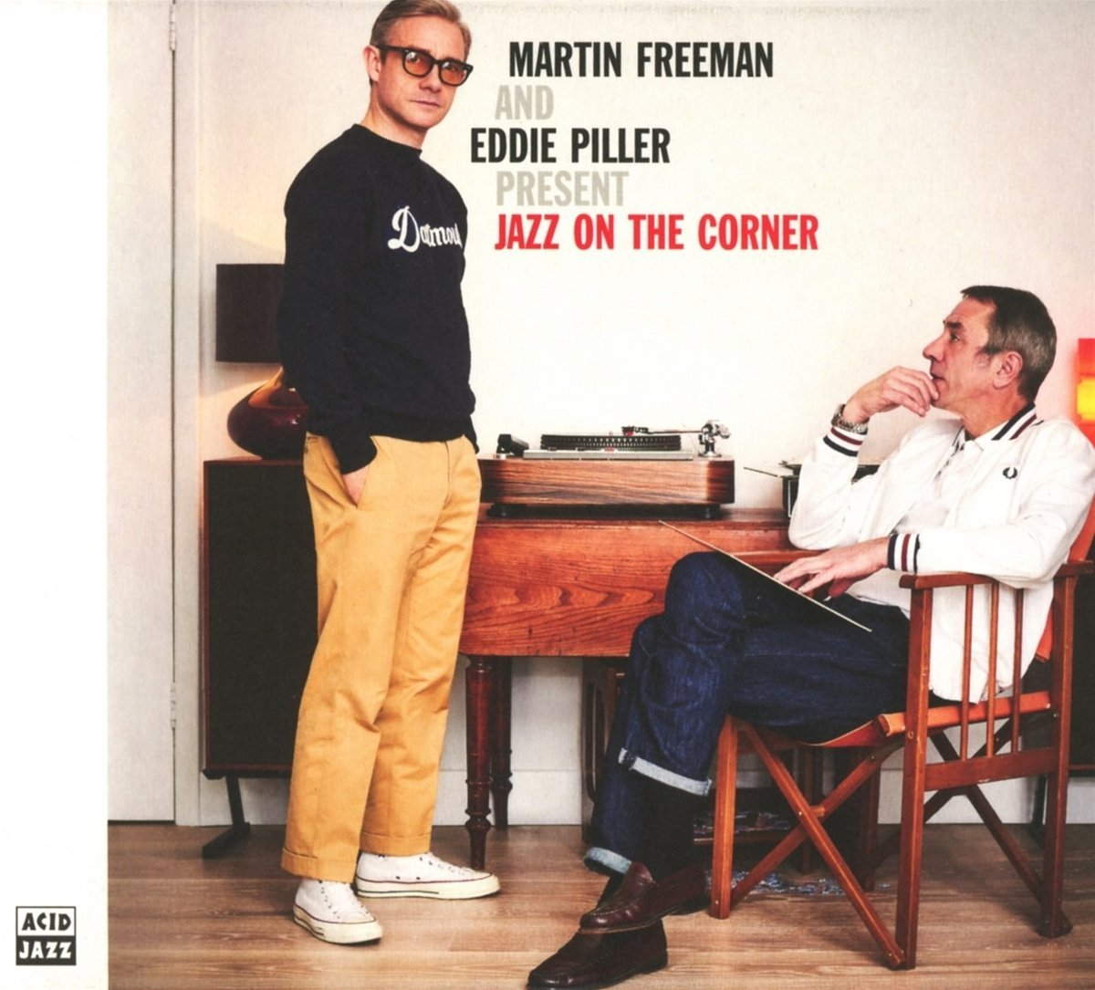 - Martin Freeman and Eddie Piller Present Jazz On The Corner [LP]