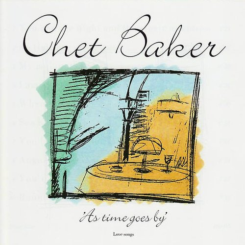 Chet Baker - As Time Goes By (Jpn)