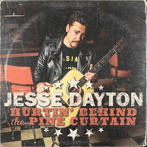Jesse Dayton - Hurtin' Behind The Pine Curtain - Single