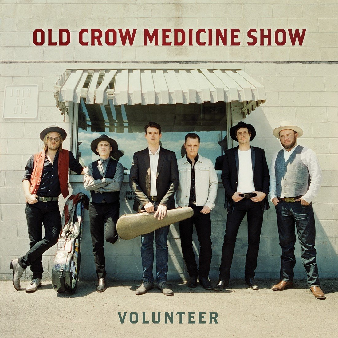 Old Crow Medicine Show - Volunteer [LP]