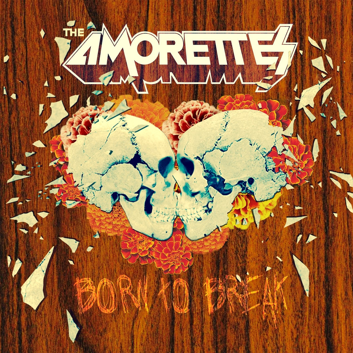 The Amorettes - Born To Break [2LP]