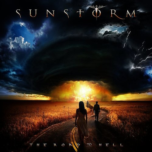 Sunstorm - The Road To Hell - Single
