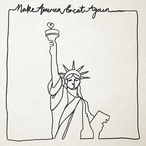 Frank Turner - Make America Great Again - Single