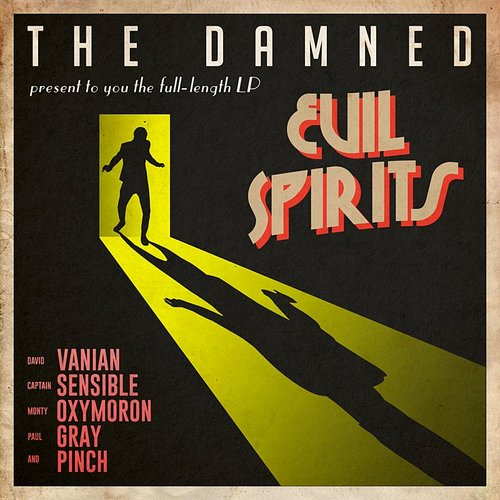 The Damned - Look Left - Single