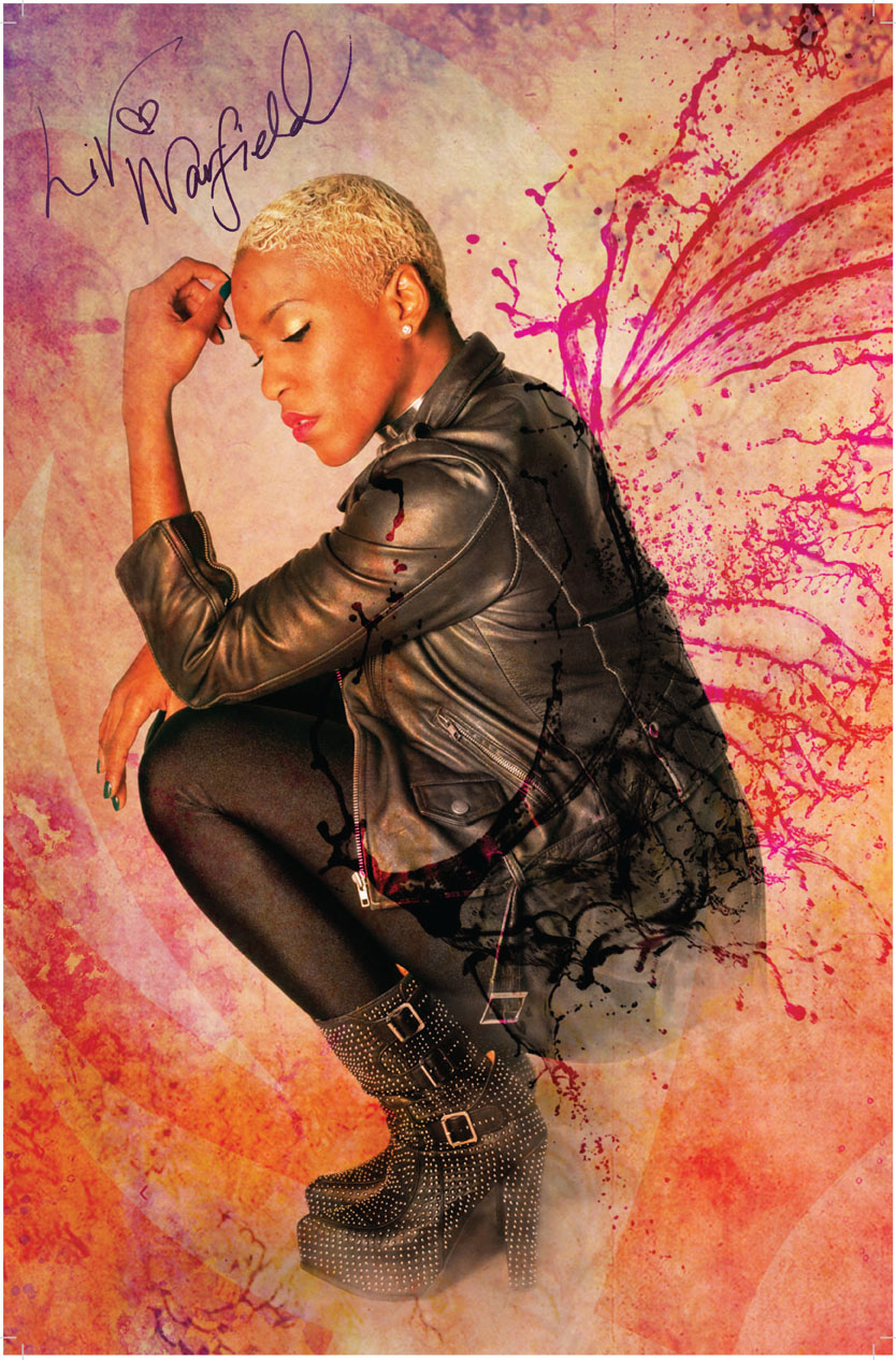 Liv Warfield In-store Performance & Signing