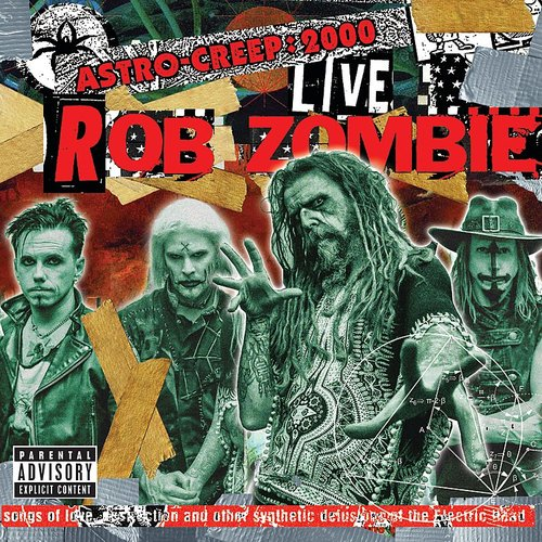 Rob Zombie - Electric Head, Pt. 2 (The Ecstasy) (Live At Riot Fest / 2016)