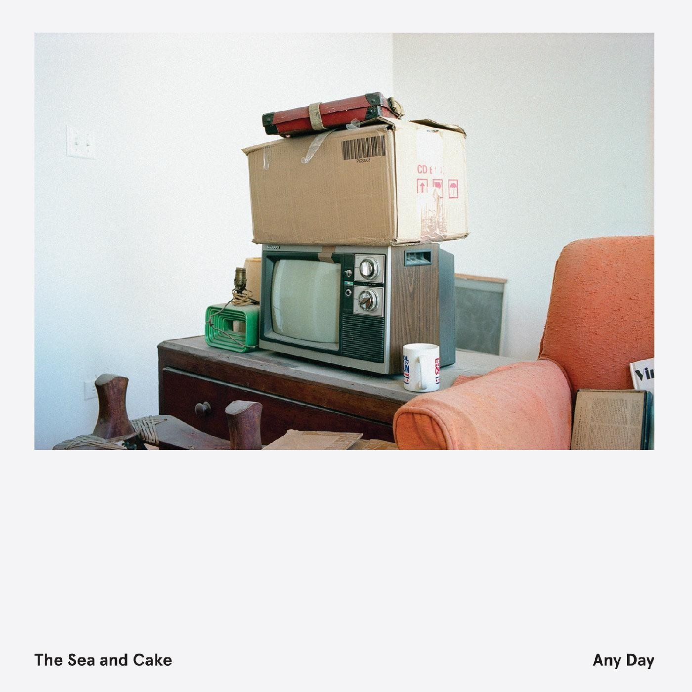 The Sea And Cake - Any Day [LP]