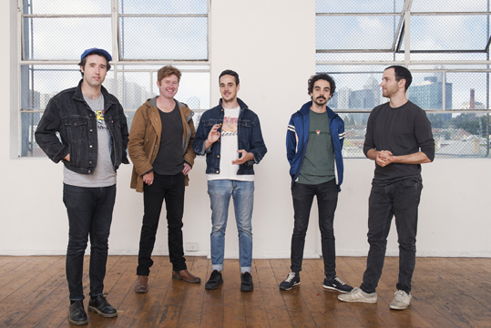 Rolling Blackouts Coastal Fever In-store Performance & Signing