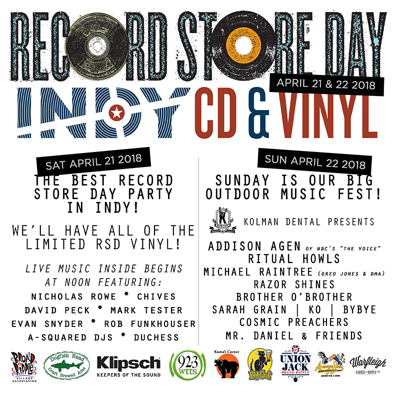 Record Store Day Weekend!