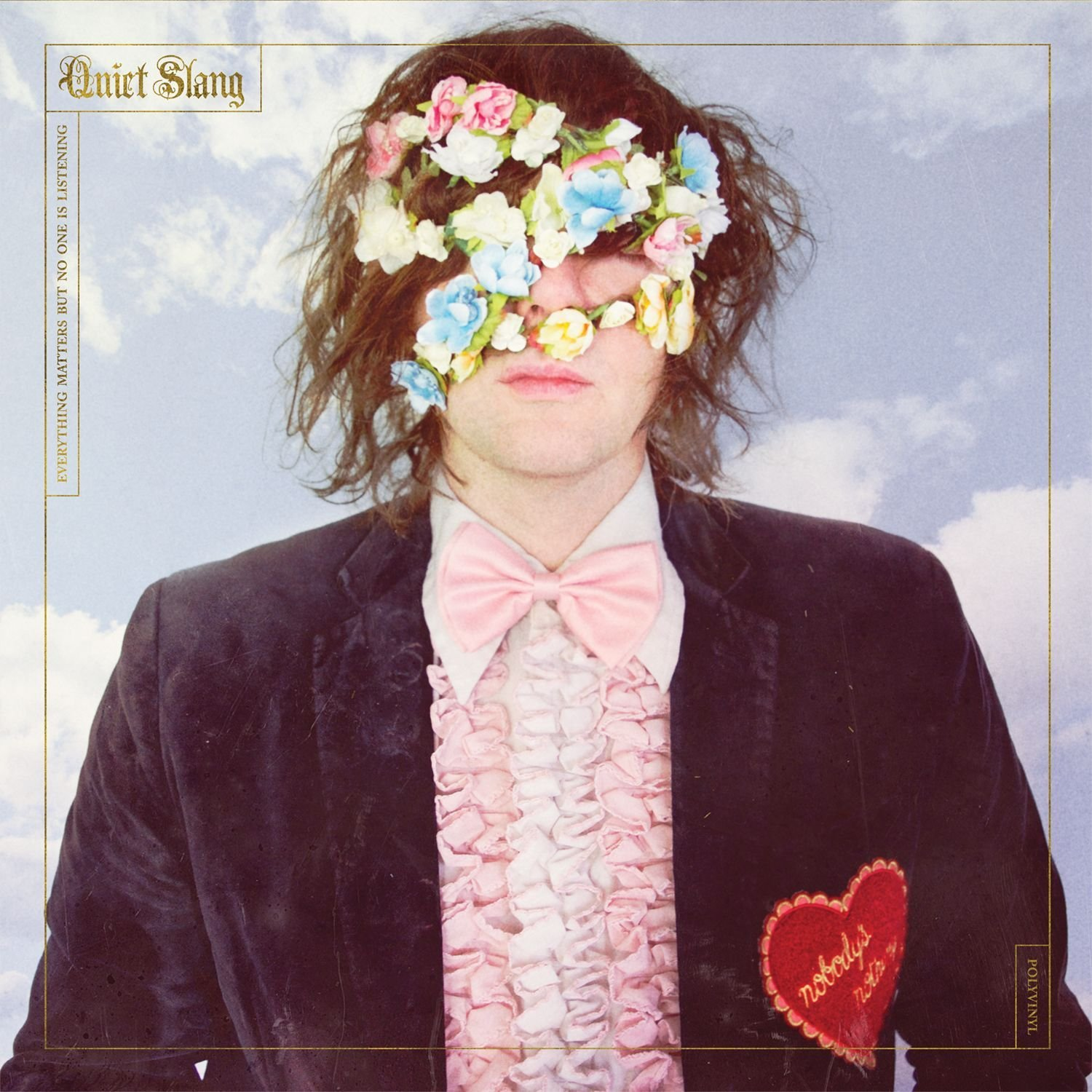 Beach Slang - Everything Matters But No One Is Listening [Quiet Slang] [Clear LP]