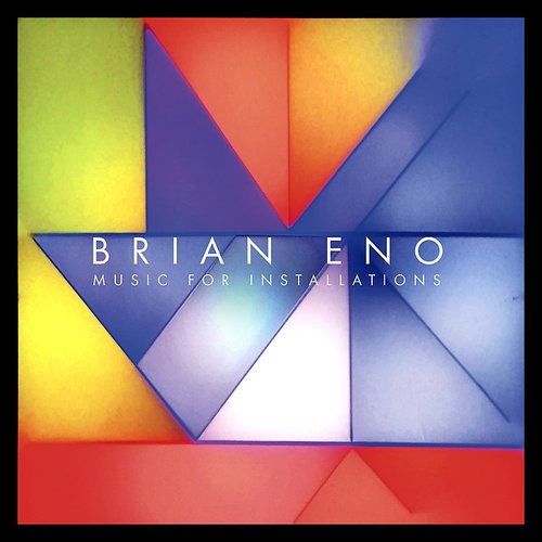 Brian Eno - Kazakhstan (Edit) - SIngle