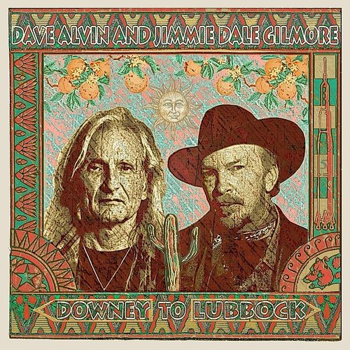 Dave Alvin - Downey To Lubbock - Single