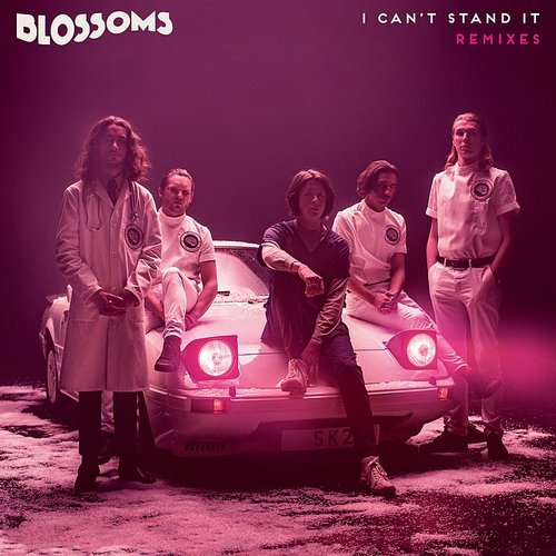 Blossoms - I Can't Stand It (Remixes) - Single