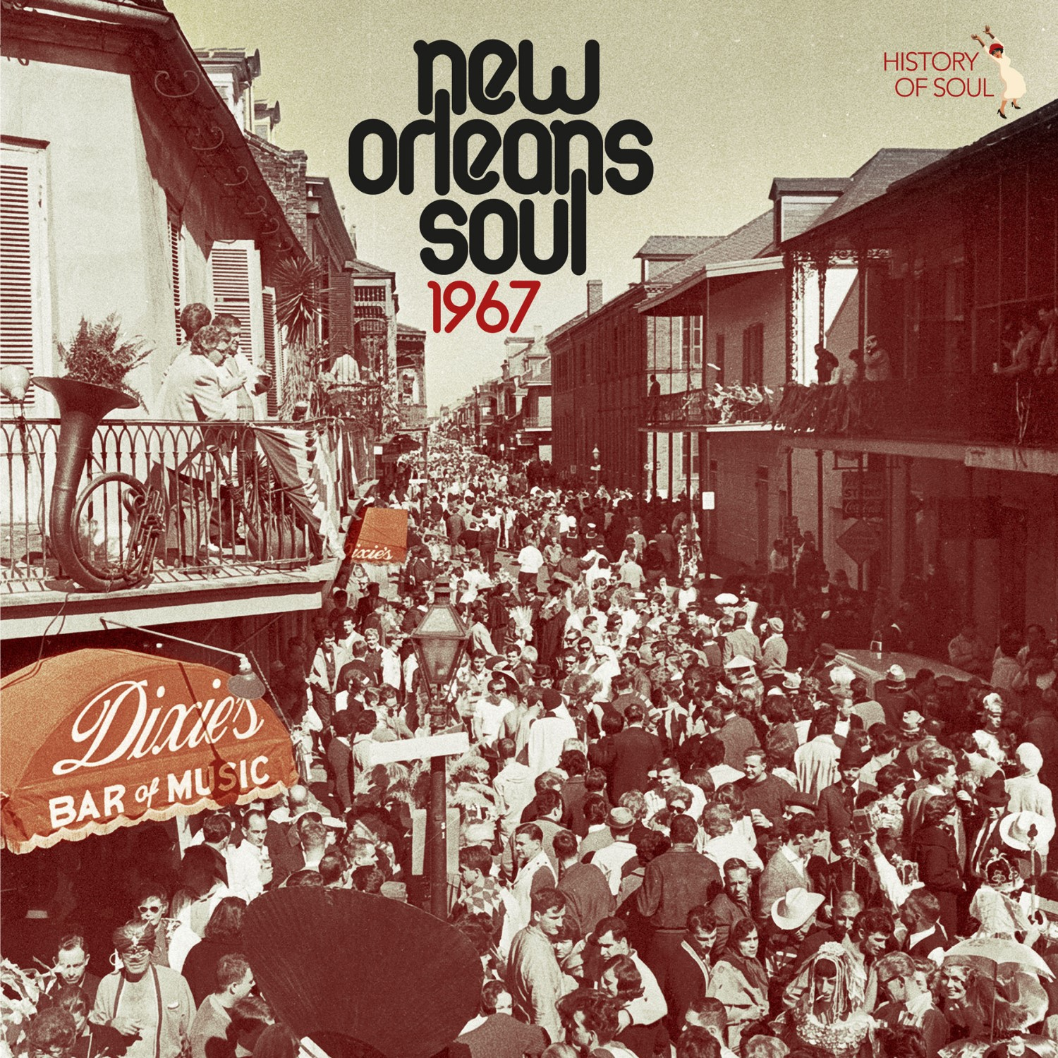 - New Orleans Soul '67