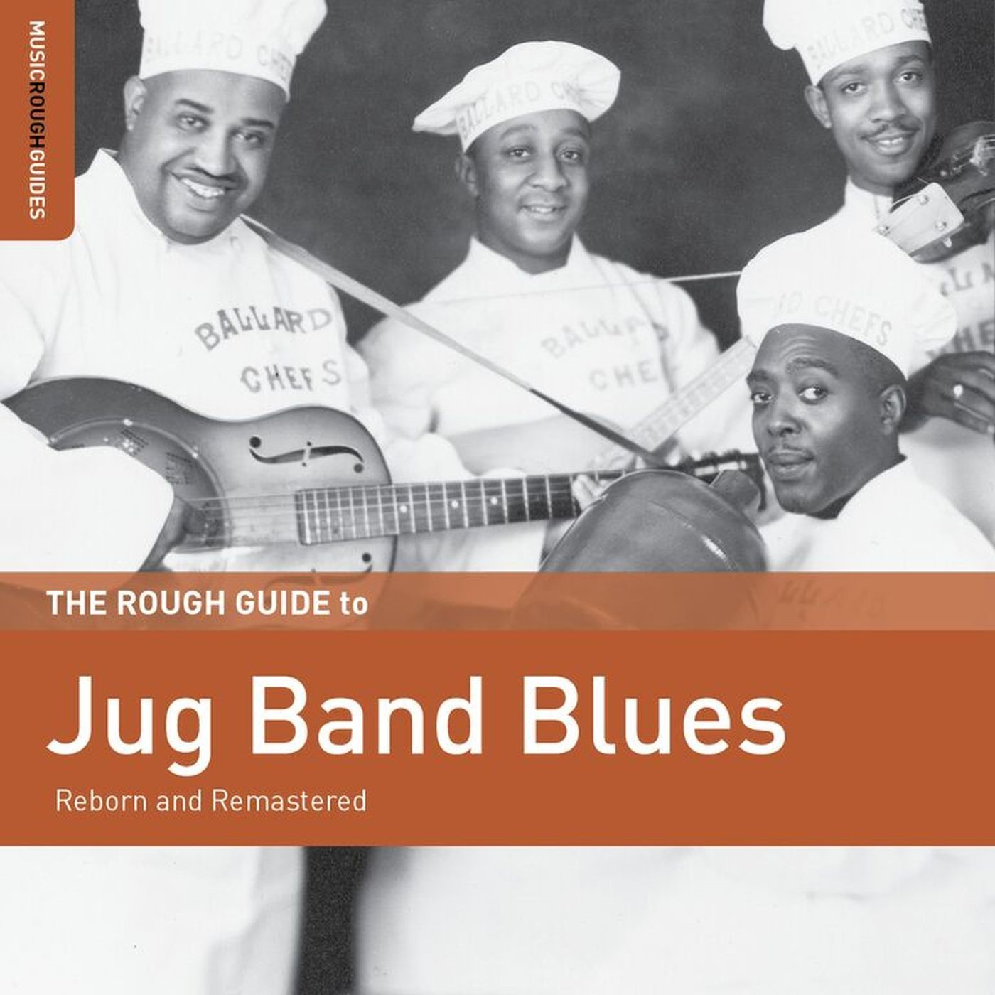 Various Artists - Rough Guide to Jug Band Blues