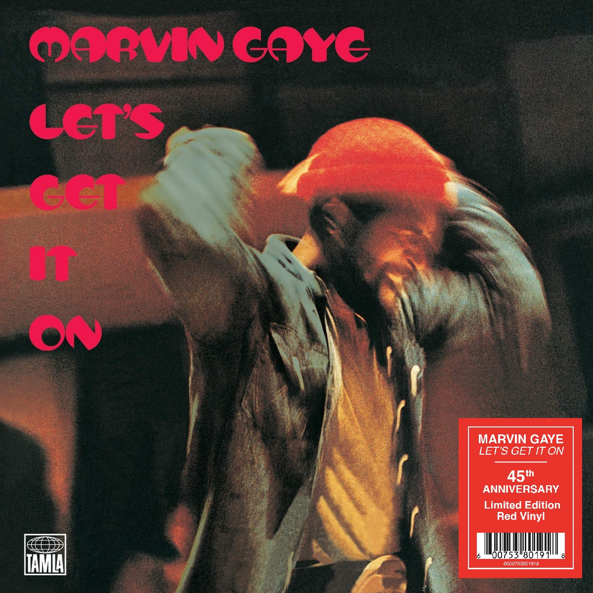 Marvin Gaye - Let's Get It On (45th Anniversary)