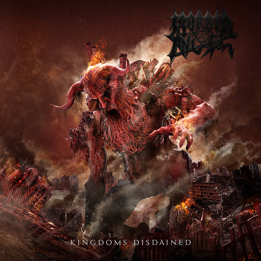 Morbid Angel - Kingdoms Disdained [Import]
