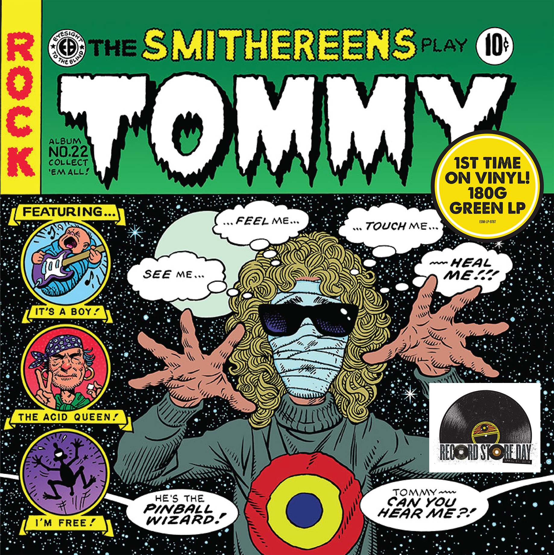 The Smithereens - The Smithereens Play Tommy