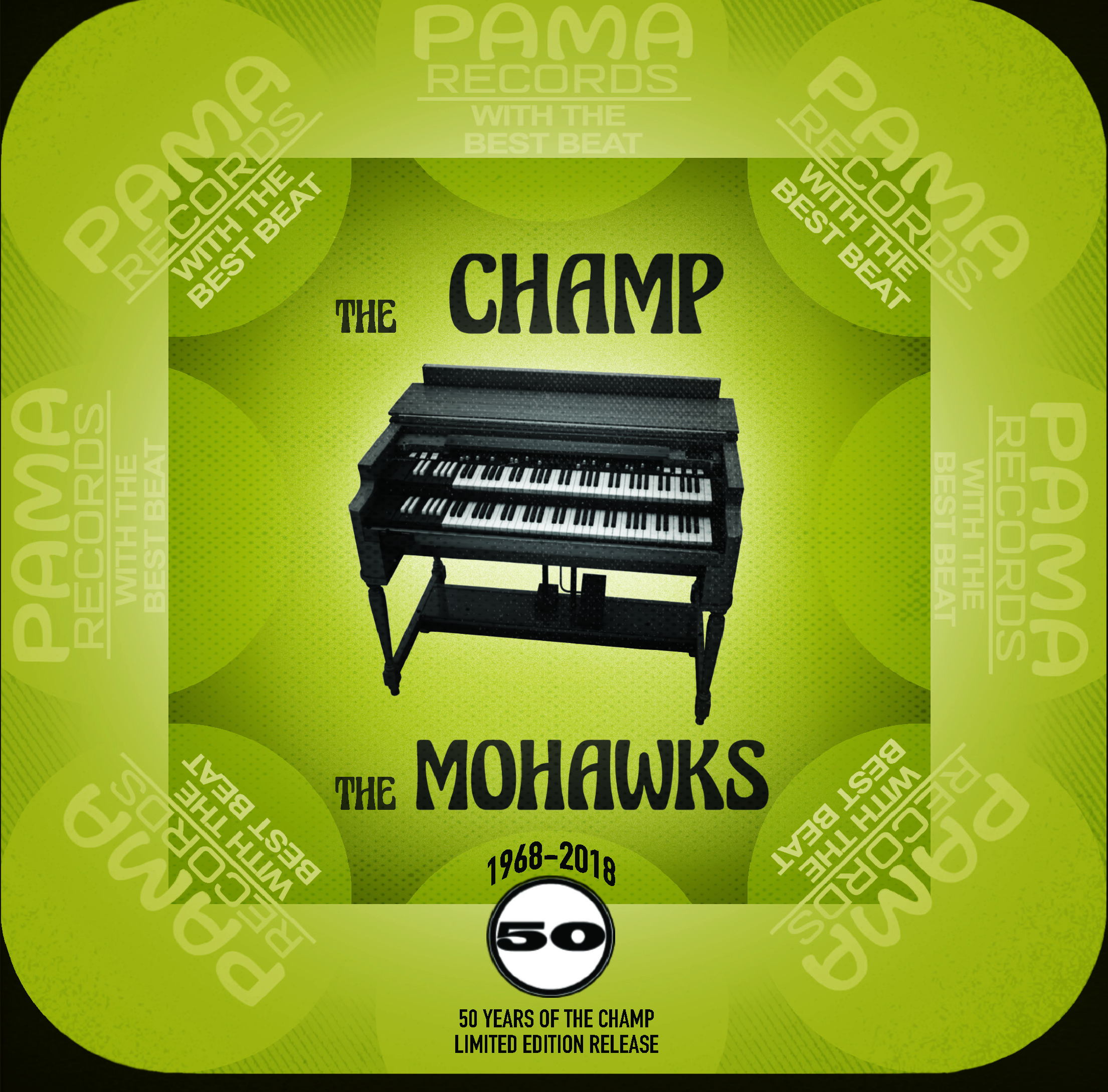 The Mohawks - The Champ (50th Anniversary)