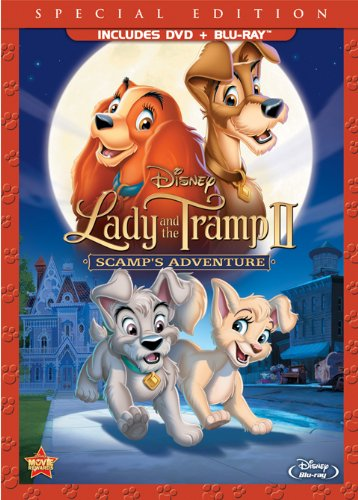 Lady and The Tramp [Disney Movie] - Lady and The Tramp 2: Scamp's Adventure [Special Edition]