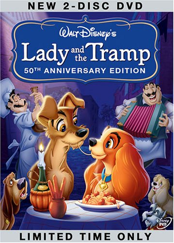 Lady and The Tramp [Disney Movie] - Lady and The Tramp [Special Edition, 50th Anniversary Platinum Edition]
