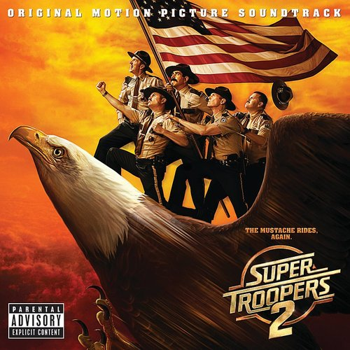 "Eagles Of Death Metal - Blinded By The Light (From ""Super Troopers 2"" Soundtrack) - Single"