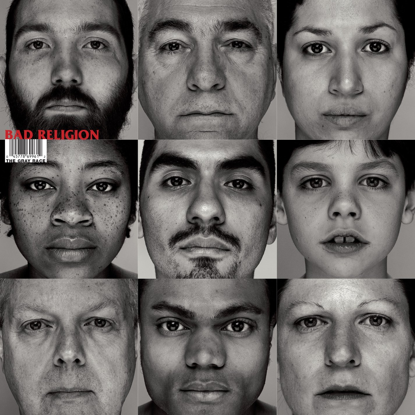 Bad Religion - The Gray Race [Tan LP]