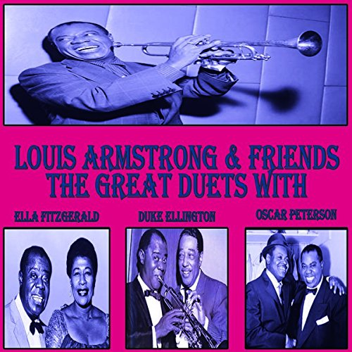 Louis Armstrong & Friends - The Great Duets [2CD]