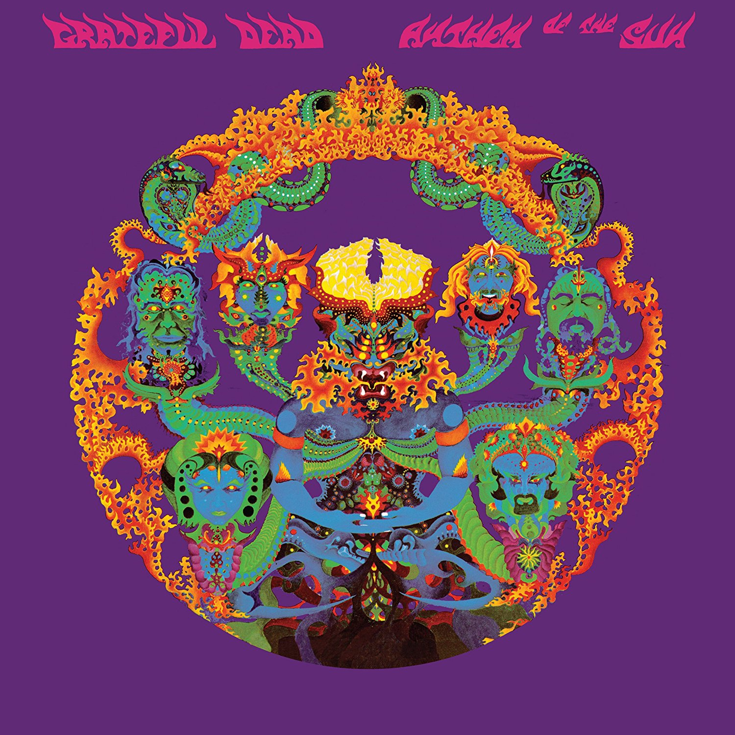 Grateful Dead - Anthem Of The Sun: 50th Anniversary Edition [Limited Edition Deluxe Picture Disc LP]