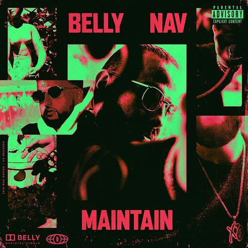 Belly - Maintain - Single