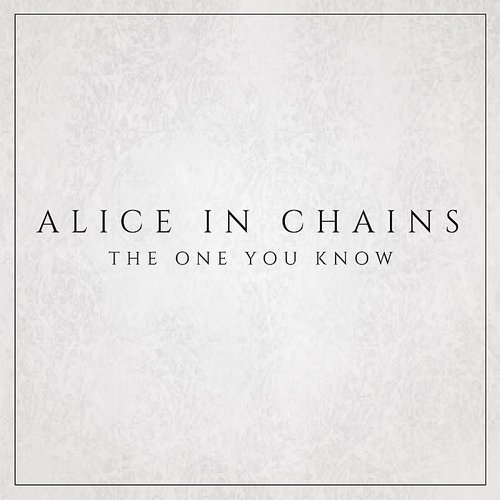 Alice In Chains - The One You Know - Single