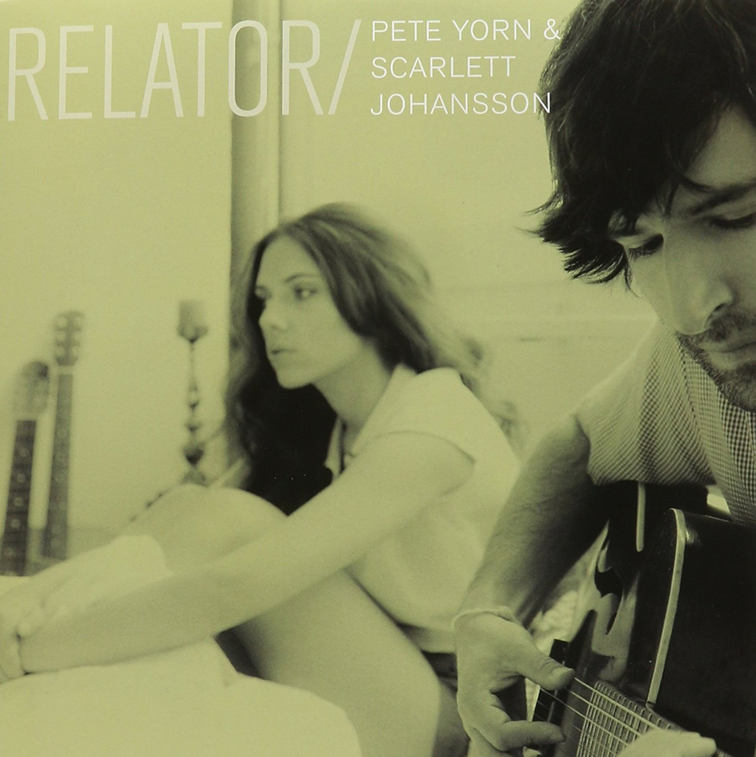 Pete Yorn & Scarlett Johansson - Relator/I Don't Know What To Do [Limited Edition Vinyl Single]
