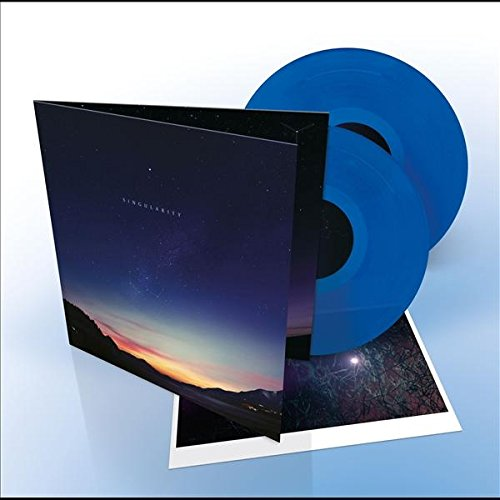 Jon Hopkins - Singularity [Deluxe Edition Blue LP]