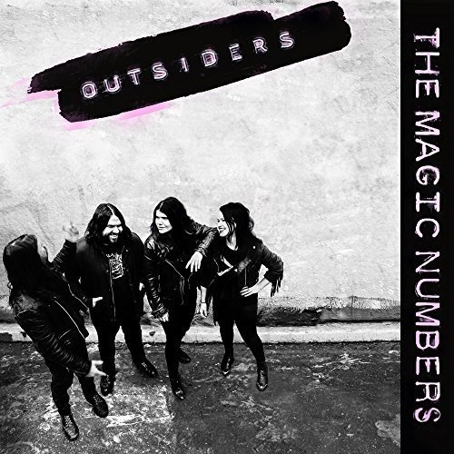 The Magic Numbers - Outsiders [Import LP]