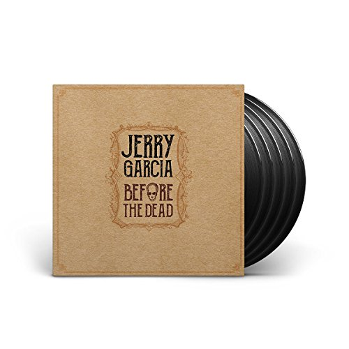 Jerry Garcia - Before The Dead [Limited Edition 5LP Box Set]