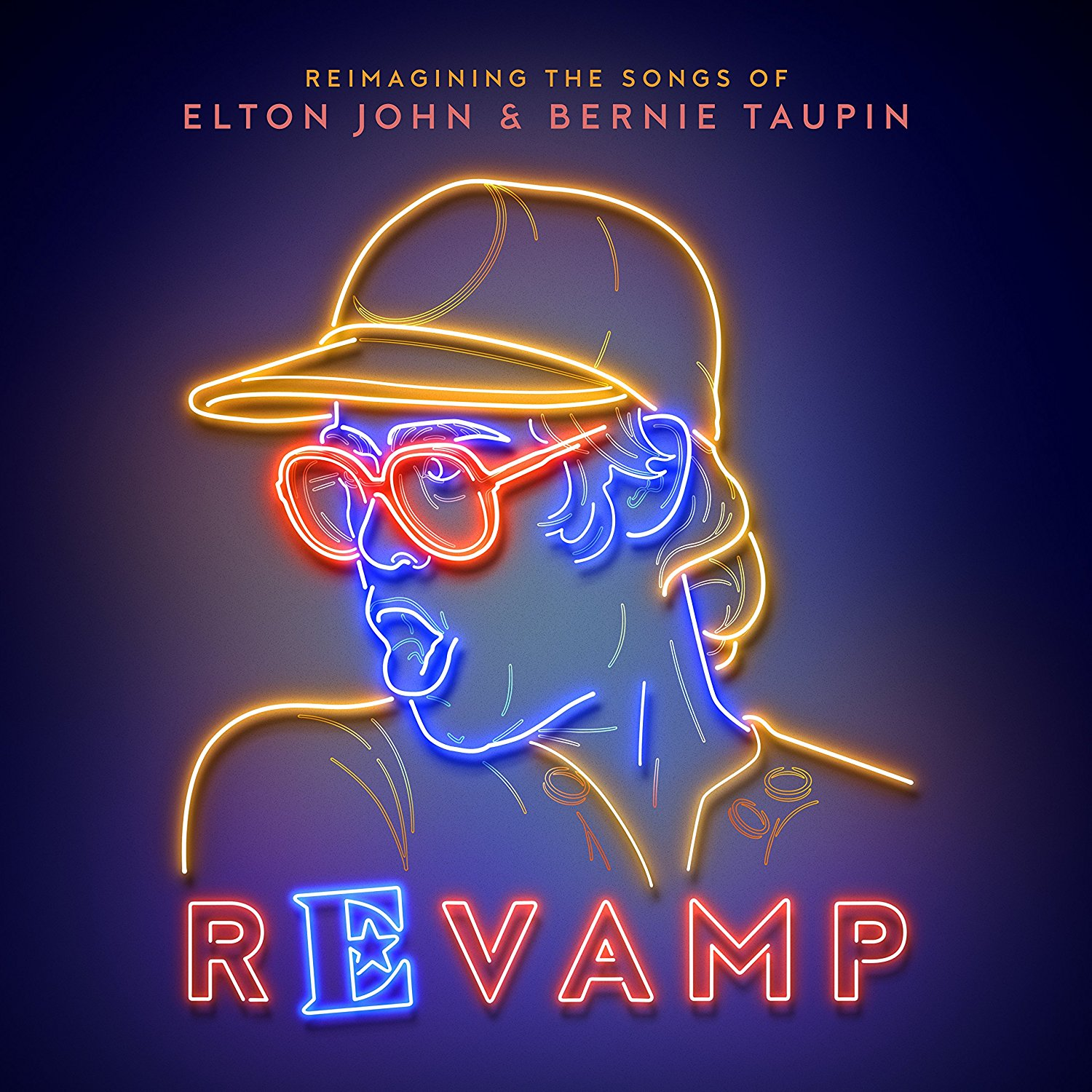 Various Artists - Revamp: The Songs Of Elton John & Bernie Taupin [2LP]