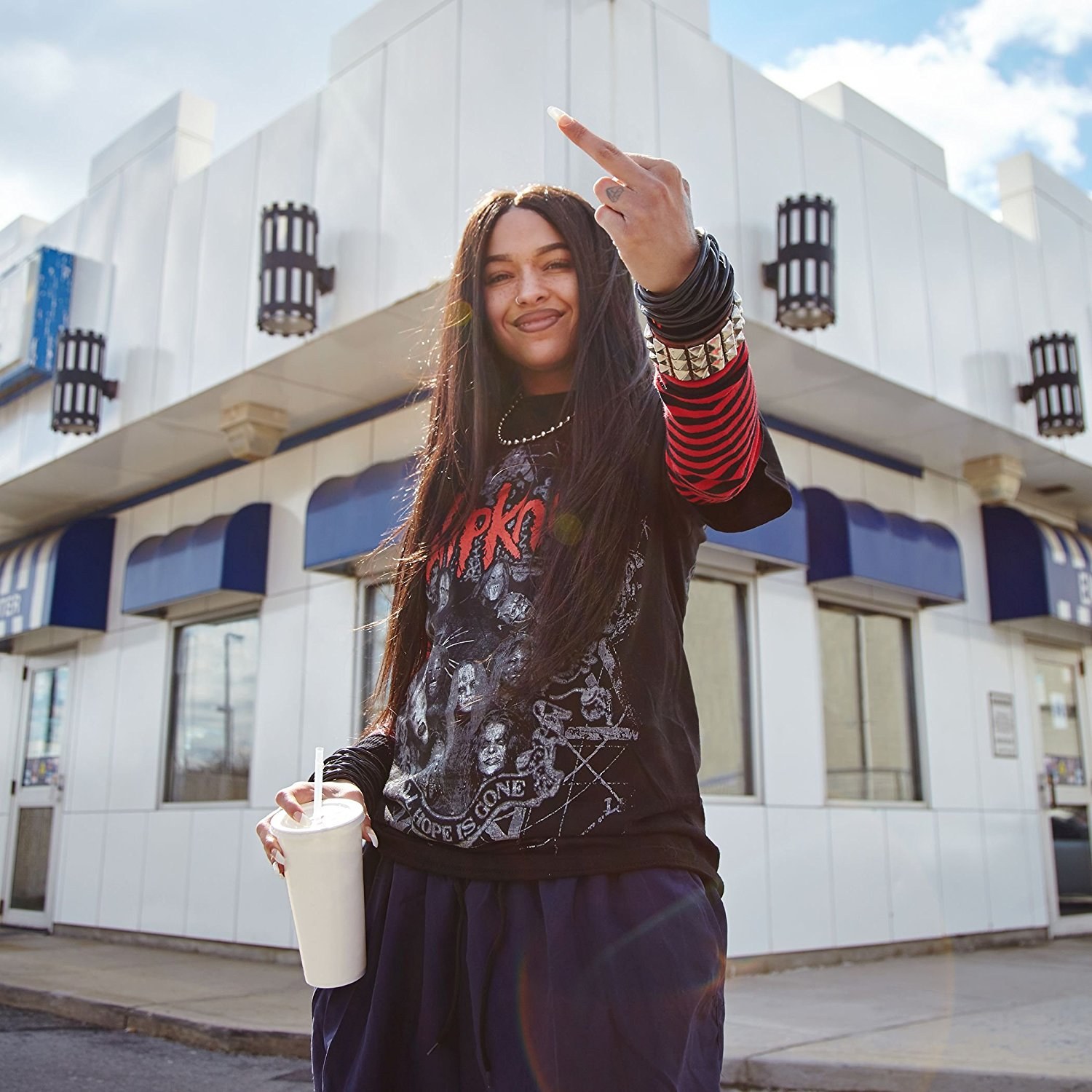 Princess Nokia - A Girl Cried Red [Limited Edition LP]