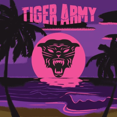Tiger Army - Dark Paradise [Vinyl Single]