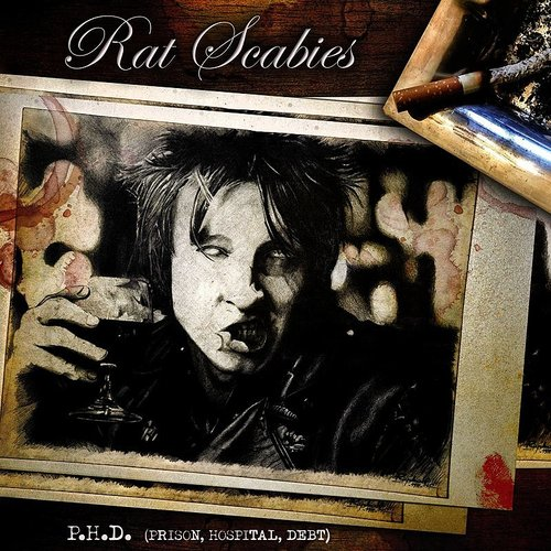 Rat Scabies - Chew On You - Single