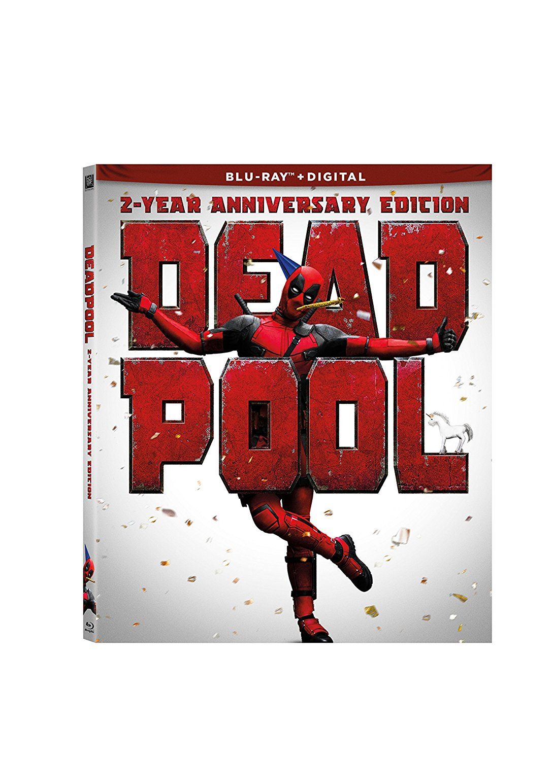 Deadpool [Movie] - Deadpool (2 Year Anniversary)