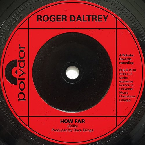 Roger Daltrey - How Far - Single
