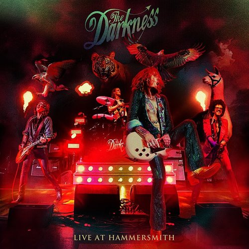 The Darkness - Solid Gold (Live) - Single
