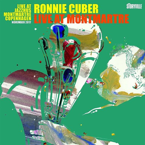 Ronnie Cuber - Ronnie Cuber Live At Montmartre