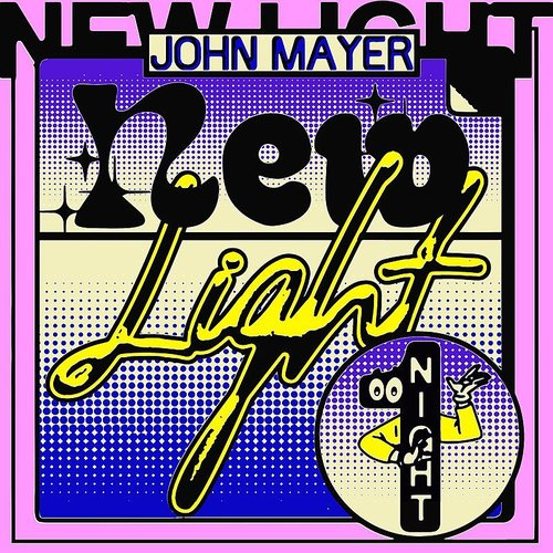 John Mayer - New Light - Single