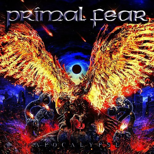 Primal Fear - Hounds Of Justice - Single
