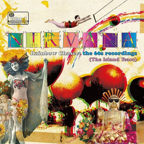 Nirvana UK - Rainbow Chaser: The 60s Recordings (The Island Years)