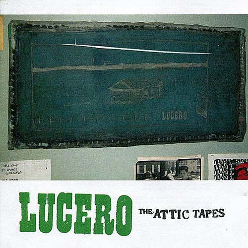 Lucero - Attic Tapes [LP]