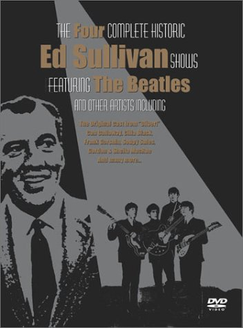 The Beatles - The Four Complete Historic Ed Sullivan Shows Featuring The Beatles [DVD]