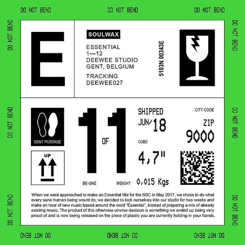 Soulwax - Essential Four - Single
