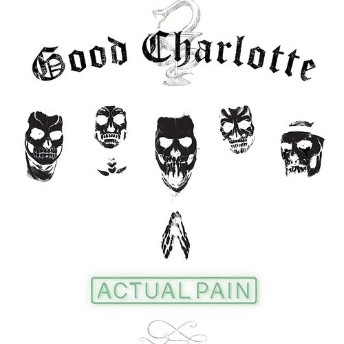 Good Charlotte - Actual Pain - Single